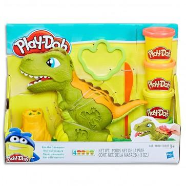play-doh dinosaur play set