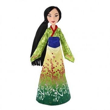 princess mulan doll