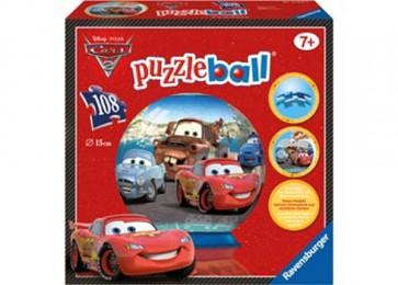 Ravensburger Disney Cars PuzzleBall 108pc