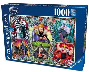 Ravensburger Disney Disney Wicked Women Puzzle 1000pc