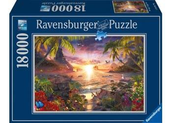 Ravensburger - Heavenly Puzzle 18000 pcs