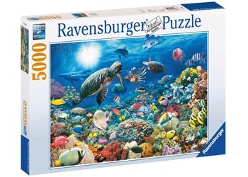 Ravensburger - Beneath The Sea Puzzle 5000 pc