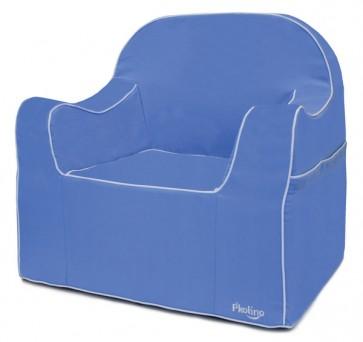Kids Reader Chair Cobalt p'klino