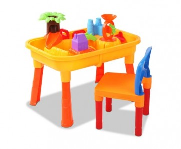 water table chair play children