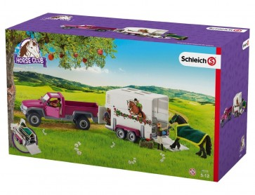 Schleich Pick Up Truck 42346