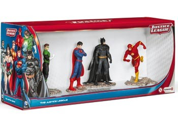 Schleich Justice League figure set