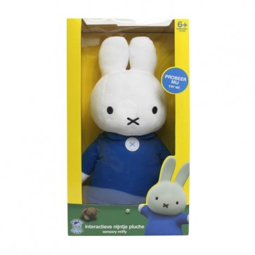 Sensory Miffy Interactive Plush