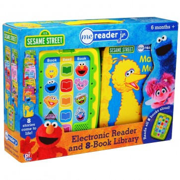 Sesame street Elmo electronic Book