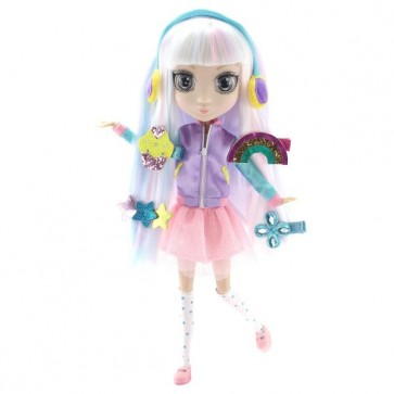 Shibajuku Girls 35cm Doll – Suki Headphones