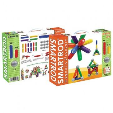 Smartrod magnet toy Set 25 Pieces