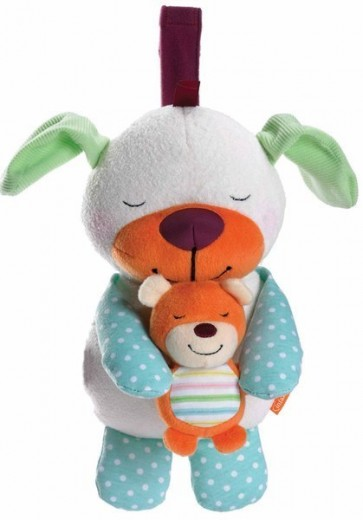Infantino - Soothe & Snuggle Puppy baby toy