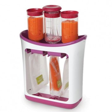 Squeeze Station -Food Factory infantion baby pouch