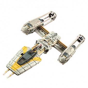 disney Star Wars Y-Wing Die Cast toy