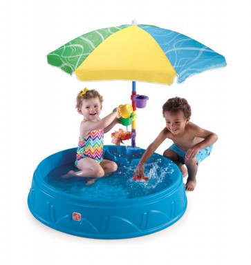 step2 kids play swimming pool toy