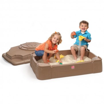 step2 Play Sandbox storage