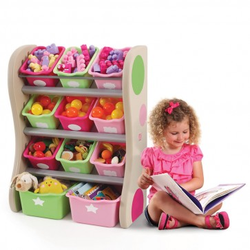 step2 kids storage Organiser bin