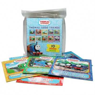 Thomas Good Friends Pack Book Collection