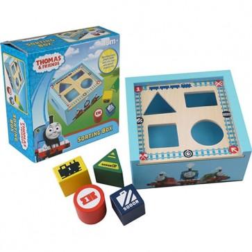 Thomas The Tank Sorting Box Toy