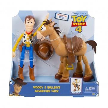 Disney Toy Story 4 Woody Bullseye Horse