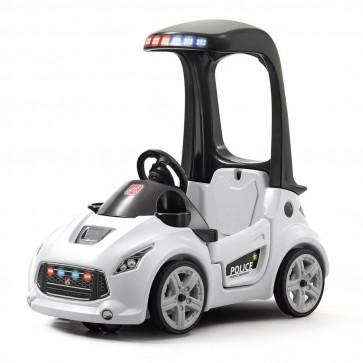 Step2 Turbo Interceptor Foot-To-Floor Police Toy