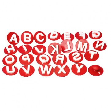 Alphabet Paint Stampers Uppercase Set