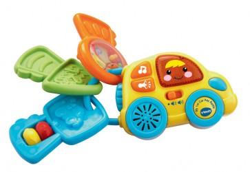 vtech baby rattle sounds music car