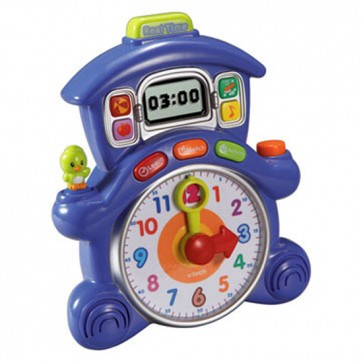 VTech My First Clock learning time
