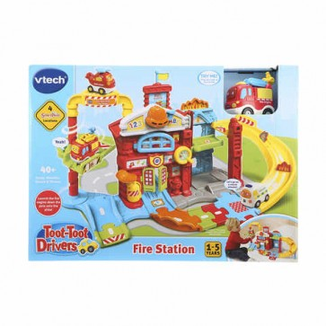 VTech Fire Station fire engine Toy