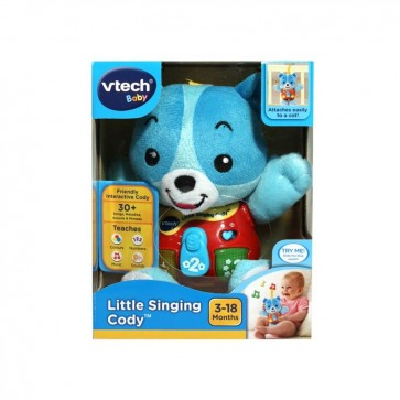 vtech baby singing cody bear