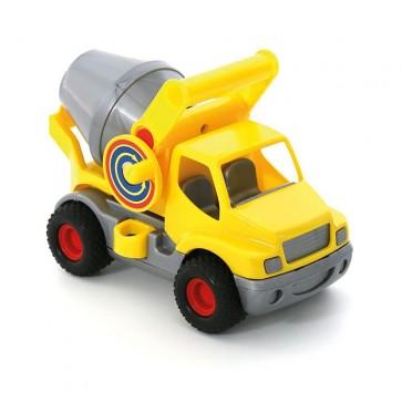 Truck Cement Mixer vehicle