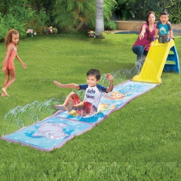 Little Tikes Kids water play slide