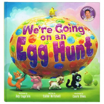 We're Going On An Egg Hunt - By Laine Mitchell
