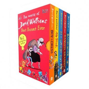 The World of David Walliams book set