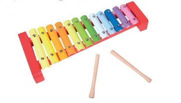 Xylophone by Classic World Wooden Toy