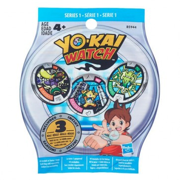 Yo-Kai Watch Medal Blind Bag Series 1