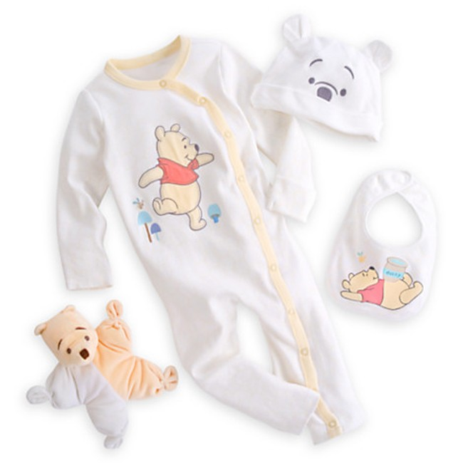 dca3c0553c6d Winnie the Pooh Gift set for Baby - Toys City Australia