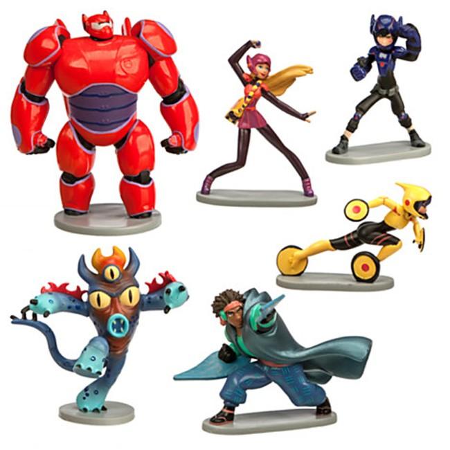 Big Hero 6 Figure Play Set Toys City Australia