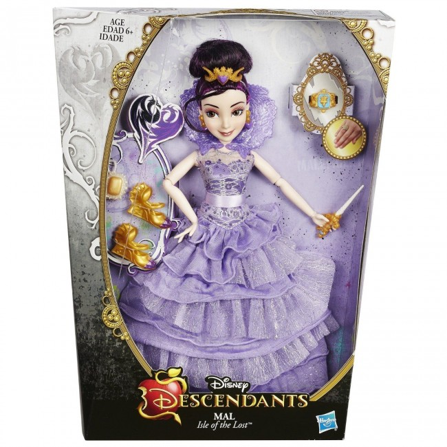 Descendants Mal Doll Toys City Australia