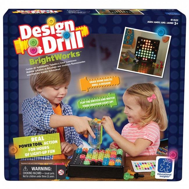Design Amp Drill 174 Brightworks Educational Insights Toy