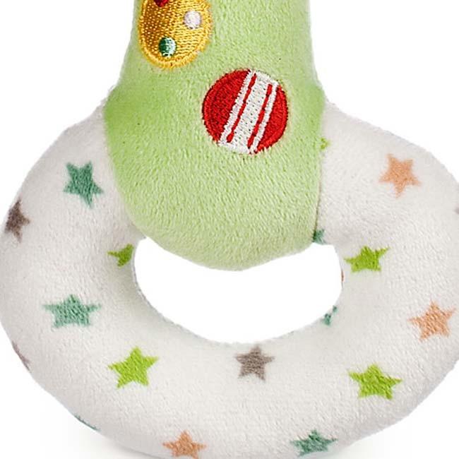 Dumbo Plush Rattle For Baby Toys City Australia