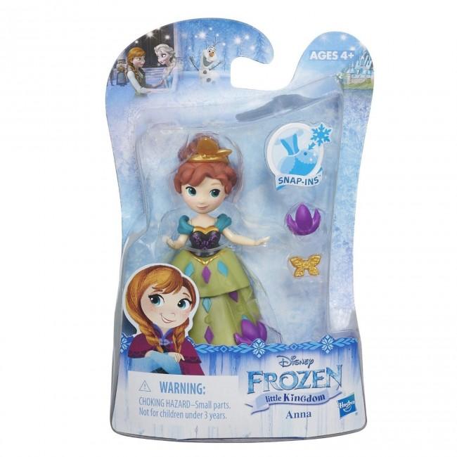 Disney Frozen Little Kingdom Anna Figure Doll Toys City