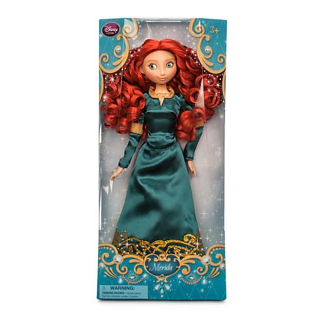 Disney Pixar Brave Classic Princess Merida Doll 30cm 12