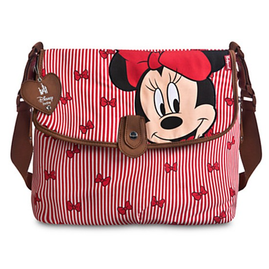 Disney Baby Minnie Mouse Diaper Nappy Bag By Babymel