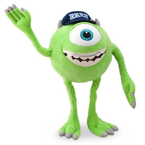 Monsters University Mike Wazowski Plush Toys City Australia
