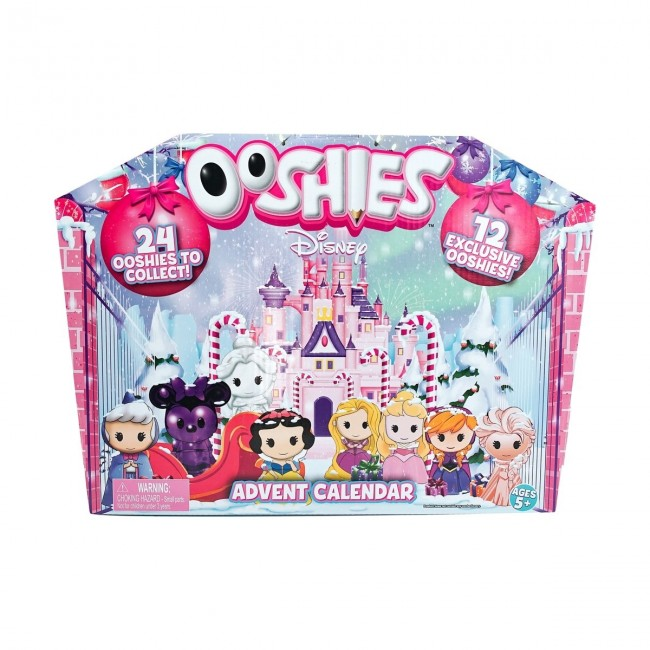 ooshies advent calendar disney princess. Black Bedroom Furniture Sets. Home Design Ideas