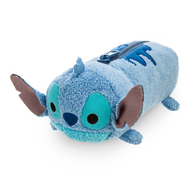 Stitch Tsum Tsum Pencil Case 8 Quot Disney Stationery