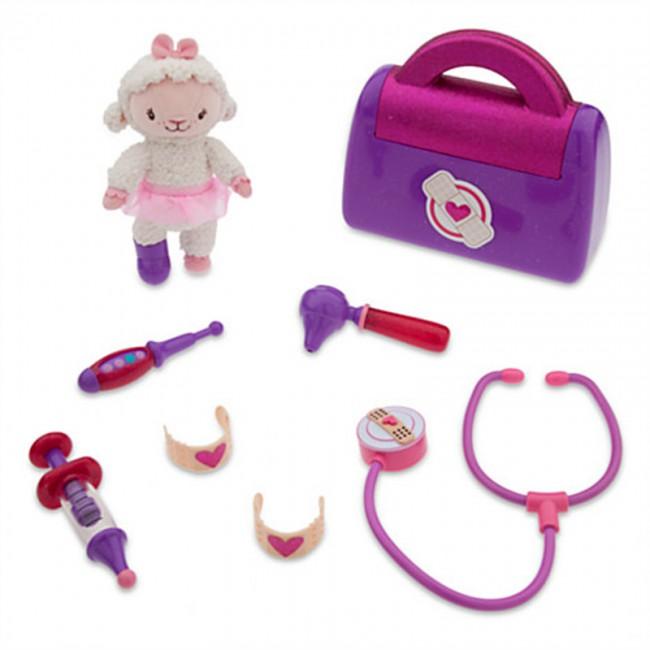 Disney Doc Mcstuffins Doctor Bag Medical Kit Toys Stethoscope