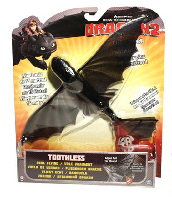 Dragons 2 Real Flying Toothless Toys City Australia