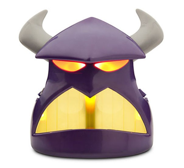 Disney Pixar Toy Story Emperor Zurg Voice Changing Mask ...