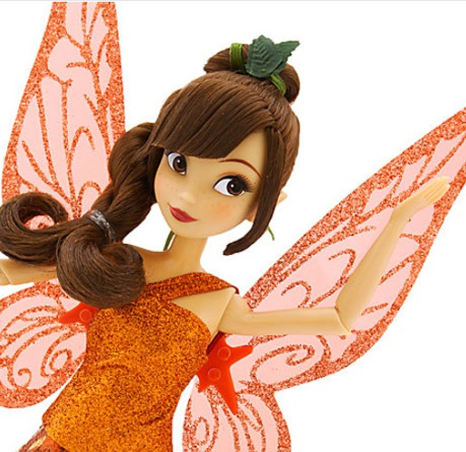 Fawn Fairies Doll Tinkerbell Friends Doll Toy Legend Of